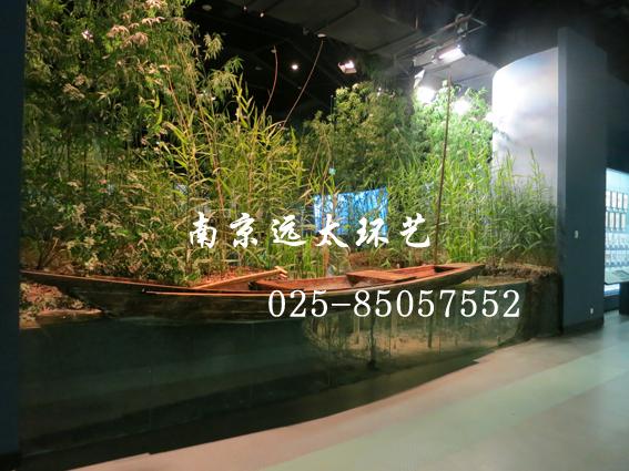 自然博物馆生态造景