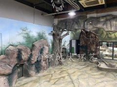 苏州太湖湿地大熊猫馆游乐园造景